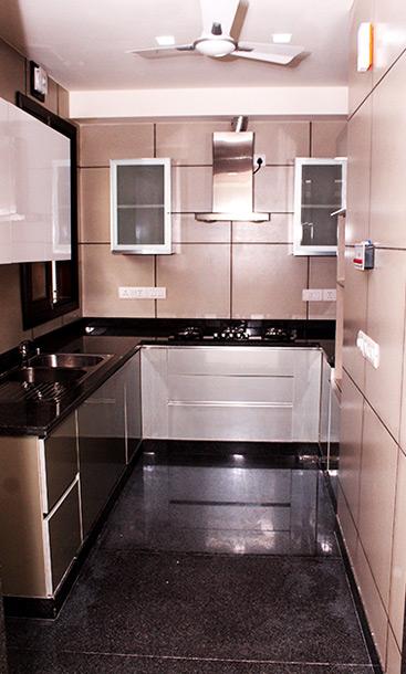 Builder Construction Kitchen Safdurjung Enclave