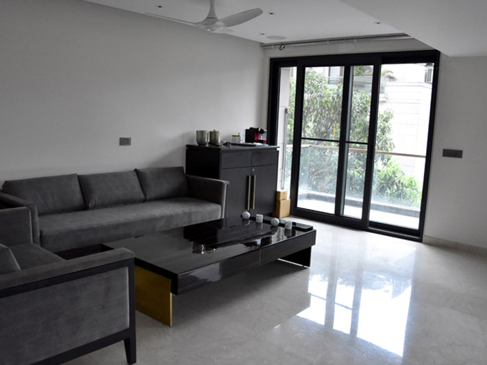 Builder Luxury dwaring room South Delhi