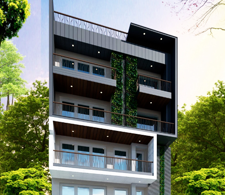 Residential Project, New Delhi
