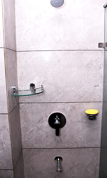 Residential Floor Bathroom Safdurjung Enclave