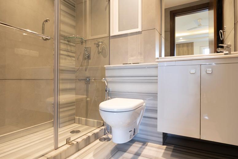 Residential Floor Washroom Gk-1