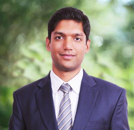 Mr. Nishit Jalan - CEO