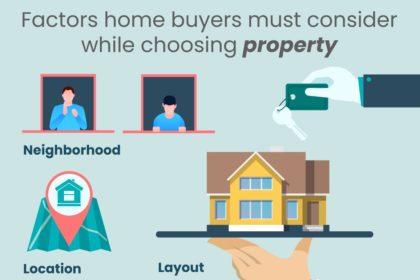 Choosing a property in delhi