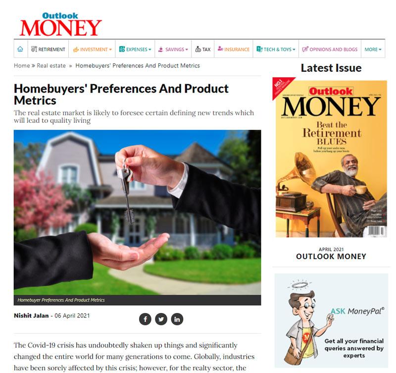 Outlook money publication