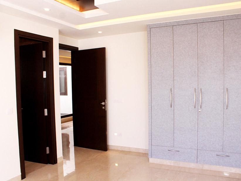 Builder Construction Bedroom Safdurjung Enclave