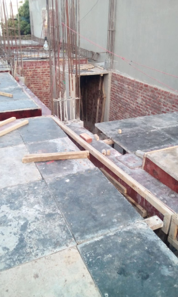 Builder Construction Floor Greater Kailash
