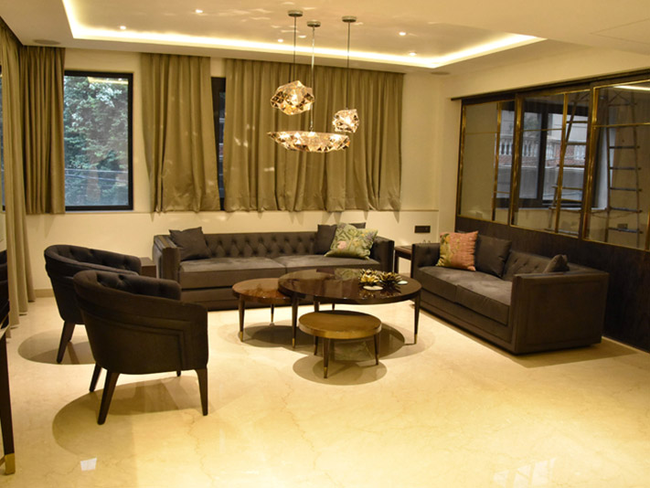 Delhi home interior