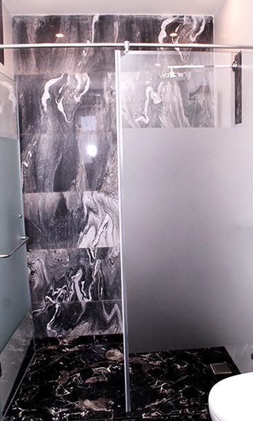 Luxurious Residential Bathroom Safdurjung Enclave