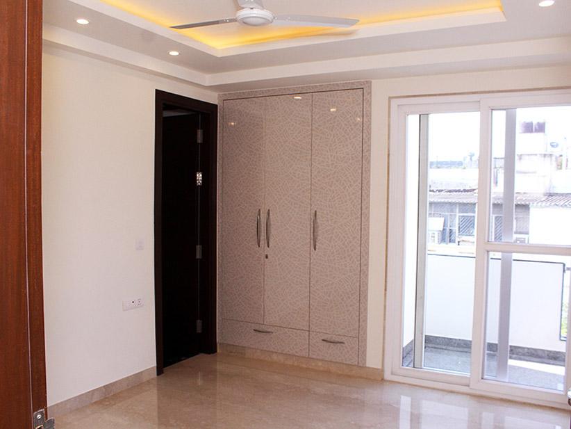 Luxury Bedroom Safdurjung Enclave