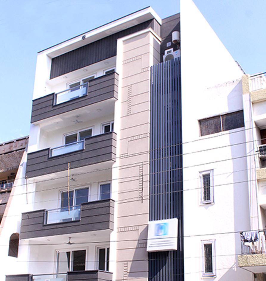 Real Estate Property in Safdurjung Enclave
