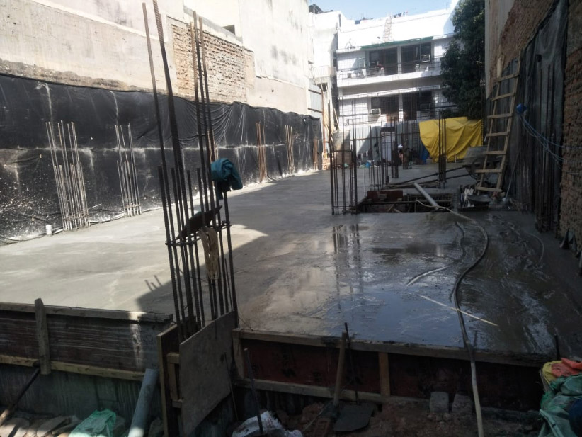 Residential Construction Greater Kailash