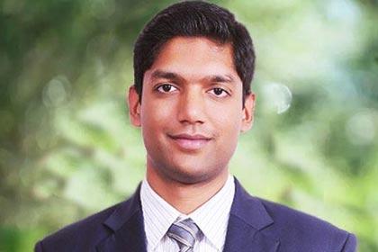 Nishit Jalan, CEO, Grovy India