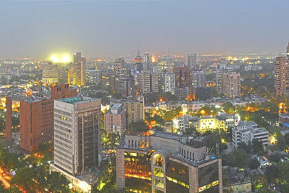 Posh Residential Areas in Delhi