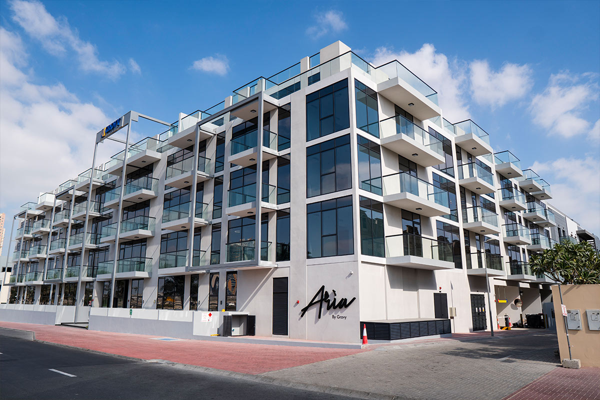 ARIA – Luxury Constructions