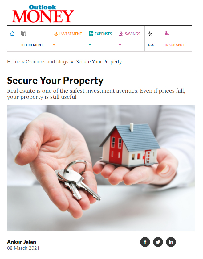 Secure your property