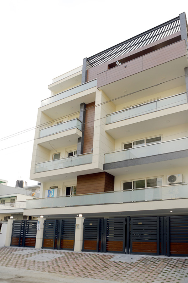 Builder Floor in Sarvodaya Enclave